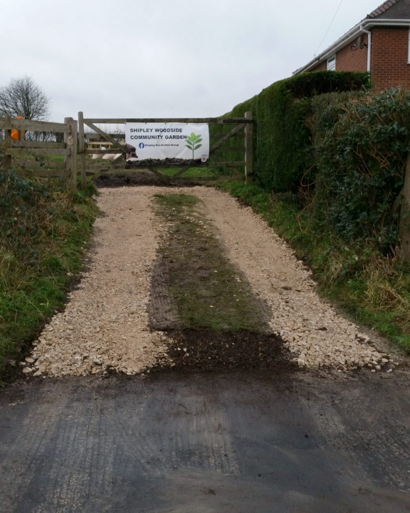 Driveway Access - SEAG - Shipley Eco-Action Group