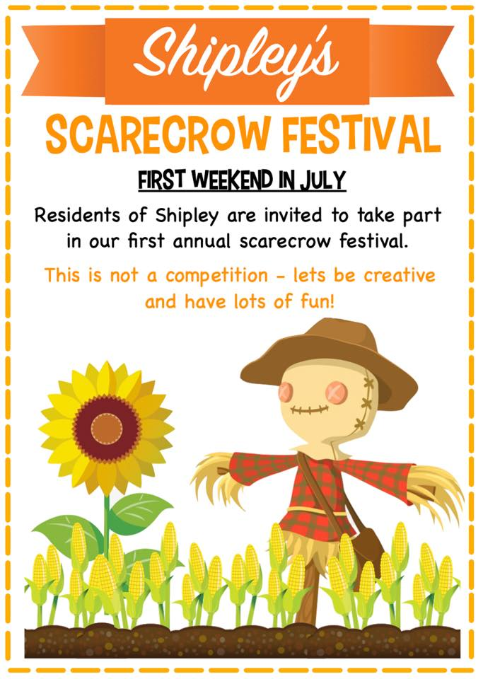 Shipley Scarecrow Trail - SEAG - Shipley Eco-Action Group