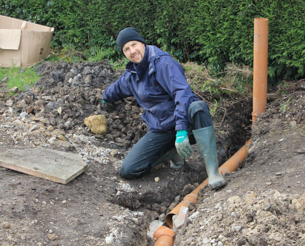 Drainage issues are resolved! - SEAG - Shipley Eco-Action Group