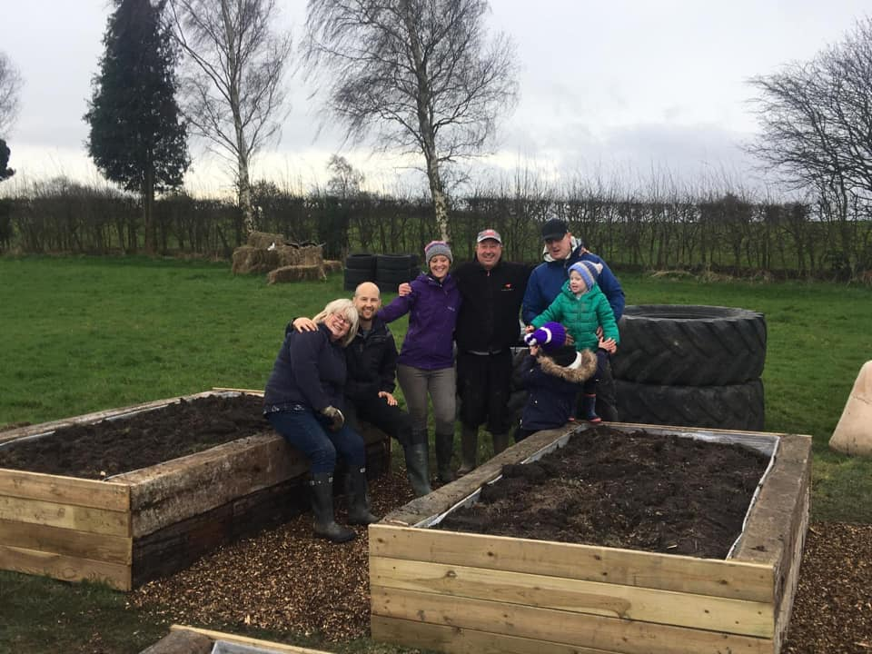 Hugelkultur raised beds - SEAG - Shipley Eco-Action Group