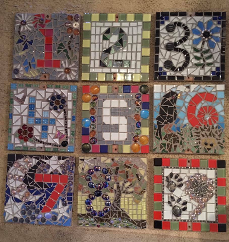 Fun with Mosaics - SEAG - Shipley Eco-Action Group