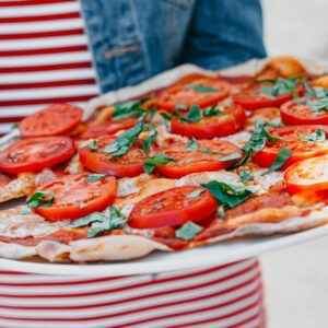 Tasty Tomato Pizza Recipe - SEAG - Shipley Eco-Action Group