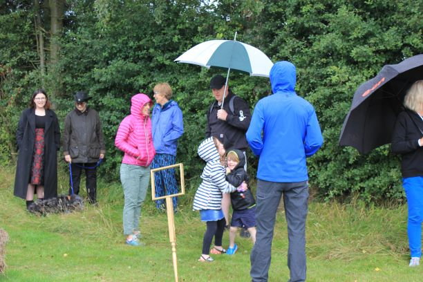 August 2020 at the Community Garden - SEAG - Shipley Eco-Action Group