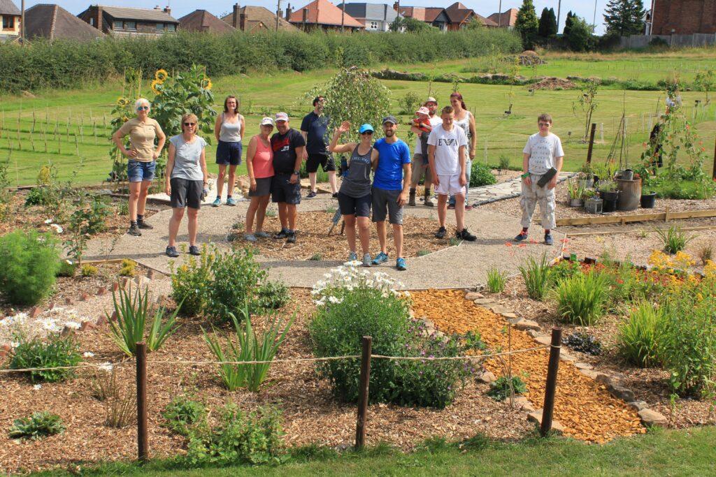Shipley Woodside Community Garden - SEAG - Shipley Eco-Action Group