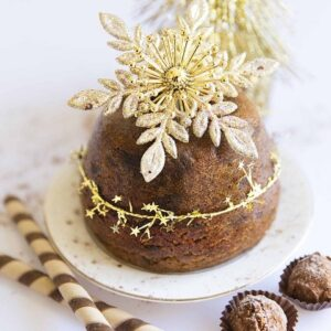 Christmas Pudding - SEAG - Shipley Eco-Action Group