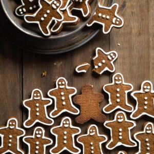 Gingerbread Biscuits - SEAG - Shipley Eco-Action Group