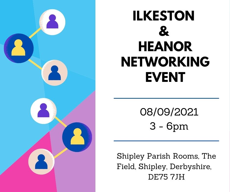 Ilkeston and Heanor Networking Event - SEAG - Shipley Eco-Action Group